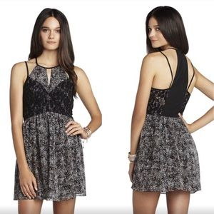 BCBGENERATION- halter dress- 2